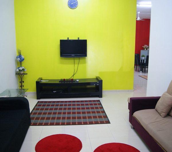 Homestay Melaka setingkat