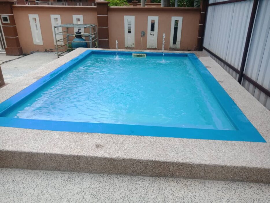 Homestay melaka with private swimming pool